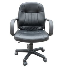 Mid-Back Office Chair with Arms