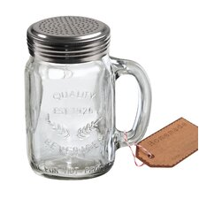 Oasis Barbecue Glass Shaker Set (Set of 2)