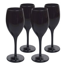 Midnight Wine Glass (Set of 4)