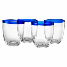 Festival 12 Oz. DOF Glass (Set of 4)