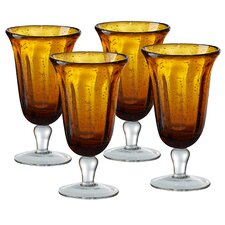 Savannah Bubble Goblet (Set of 4)