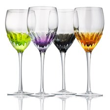 Solar Wine Glass (Set of 4)