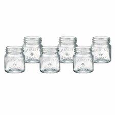 Masonware Shot Glasses (Set of 6)