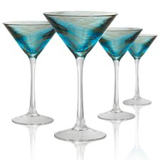 Misty 8 oz. Martini Glass (Set of 4)