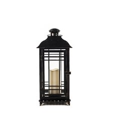 Metal Flameless Candle Lantern