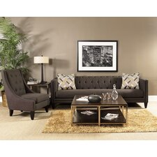 Aaron 2 Piece Sofa Set