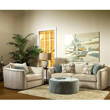 Brooke 3 Piece Sofa Set