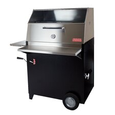 "60"" Gourmet Charcoal Grill"