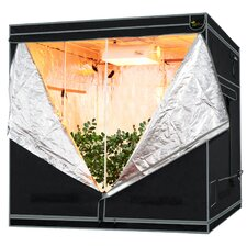 Mylar Hydro Shanty Hydroponics Indoor Grow Tent