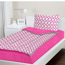 Pink Bed in a Bag Set