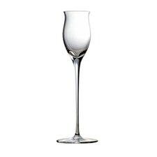 "6-tlg. 19,2 cm Edelbrandglas ""Q1"""