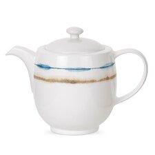 1,35 L Teekanne aus Porzellan