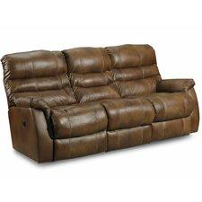 Garrett Power Double Reclining Sofa