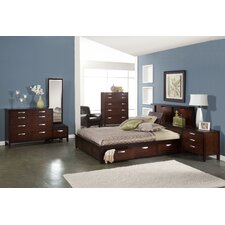 Vista Storage Panel Customizable Bedroom Set