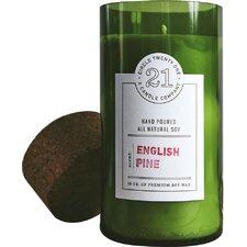 English Pine Votive Candle