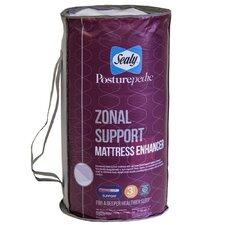 Zonal Support Mattress Enhancer