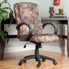 Realtree© Relaxzen High-Back Executive Chair