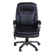 Leather Heated Massage Chair
