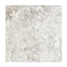 """Silver Galaxy 12"""" x 12"""" Marble Tile Polished"""
