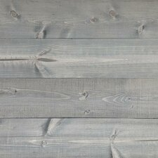 "Skinnies 5.5"" x 47.5"" Wood Tile in Dry Brush"
