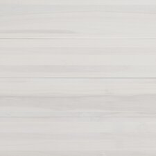 """Skinnies 5.5"""" x 47.5"""" Wood Tile in Knot White"""