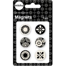 Color Magnet (Set of 6)