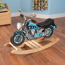 Star Studded Rockin Motorcycle