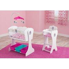 Lil Owl Doll Furniture Set