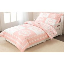 Classic Princess 4 Piece Toddler Bedding Set
