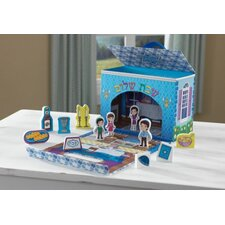 Judaica Travel Box Play Set