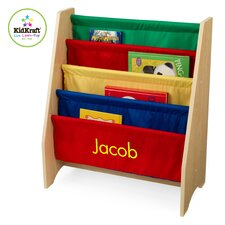 "Personalized Primary Sling 28"" Book Display"