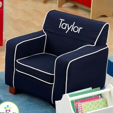 Laguna Personalized Kids Club Chair