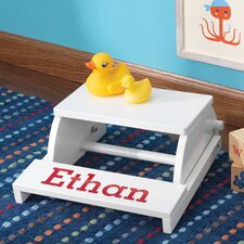Personalized Kid's Stool