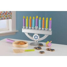 14 Piece Chanukah Set