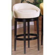 "Igloo 30"" Swivel Bar Stool with Cushion"