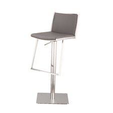 Ibiza Adjustable Height Swivel Bar Stool