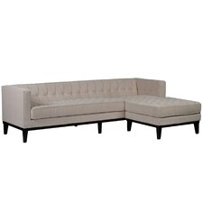 Roxbury Left Hand Facing Sectional