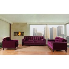Centennial Velvet Living Room Collection