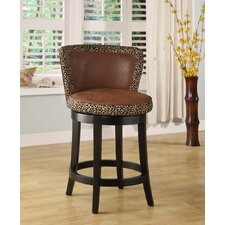 "Lisbon 30"" Swivel Bar Stool"