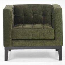 Urbanity Roxbury Tufted Arm Chair