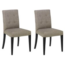 Urbanity Wall Street Side Chair (Set of 2)