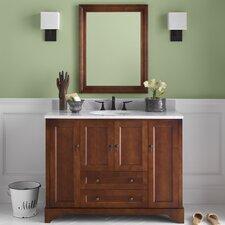 "Traditions Milano 50"" Single Bathroom Vanity Set"