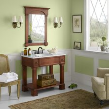 "Traditions Palermo 37"" Single Bathroom Vanity Set"
