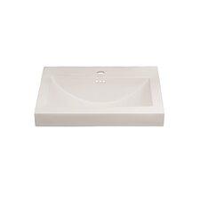 """Evin™ 32"""" Ceramic Sinktop in White"""