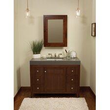 """Briella 48"""" Bathroom Vanity Set"""