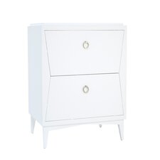 "Lexie 24"" Bathroom Vanity Cabinet in White"