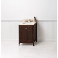 "Briella 24"" Single Bathroom Vanity Set"
