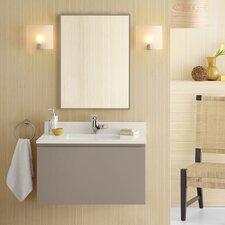 "Ariella 31"" Single Wall Mount Bathroom Vanity Set"