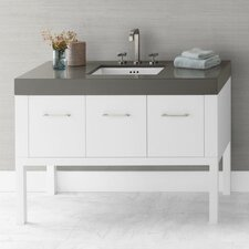 "Calabria 48"" Single Bathroom Vanity Set"