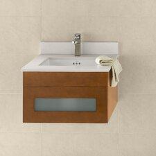 "Rebecca 23"" Single Wall Mount Bathroom Vanity Set"